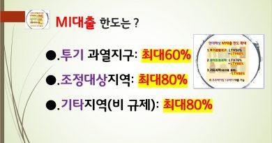 아파트 조정대상지역 80%대출(현대해상 대출 윤인한)